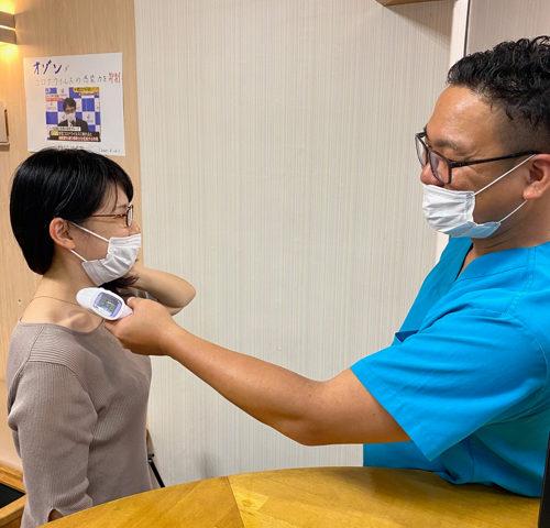大阪市内まっすぐ整骨院グループの新型コロナウイルス感染予防・拡大防止対策