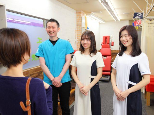 大阪市内でむち打ち治療が得意な整骨院をお探しの患者様へ